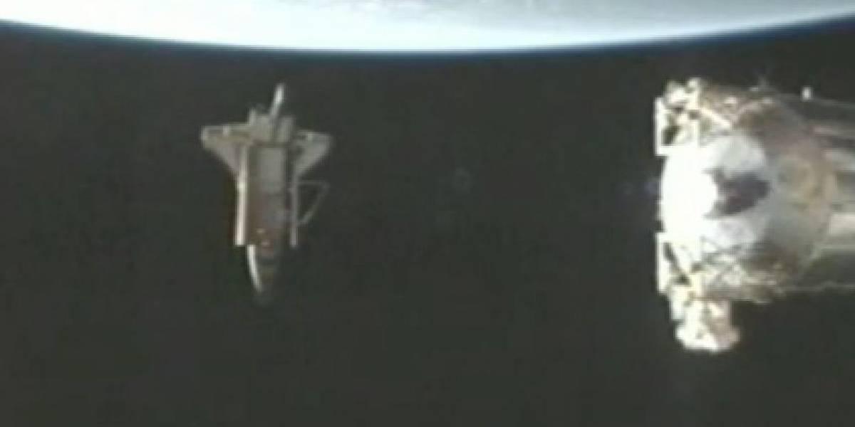 Atlantis se prepara para su último retorno a la Tierra