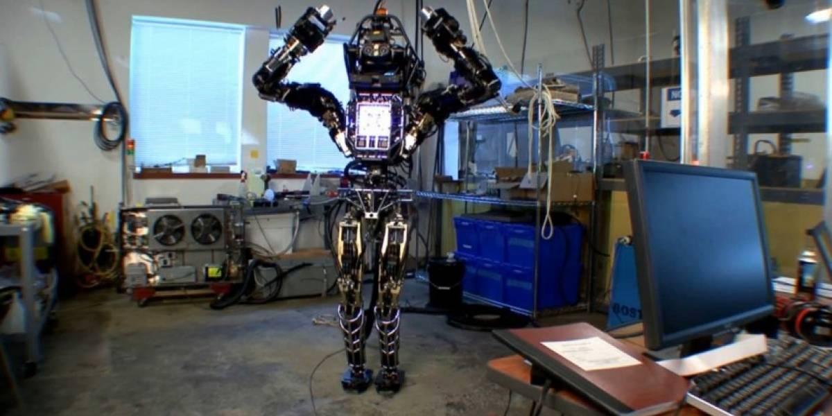 DARPA presenta Atlas, el robot humanoide más avanzado del mundo