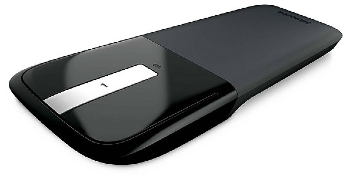 Futurología: Arc Touch, el nuevo mouse de Microsoft