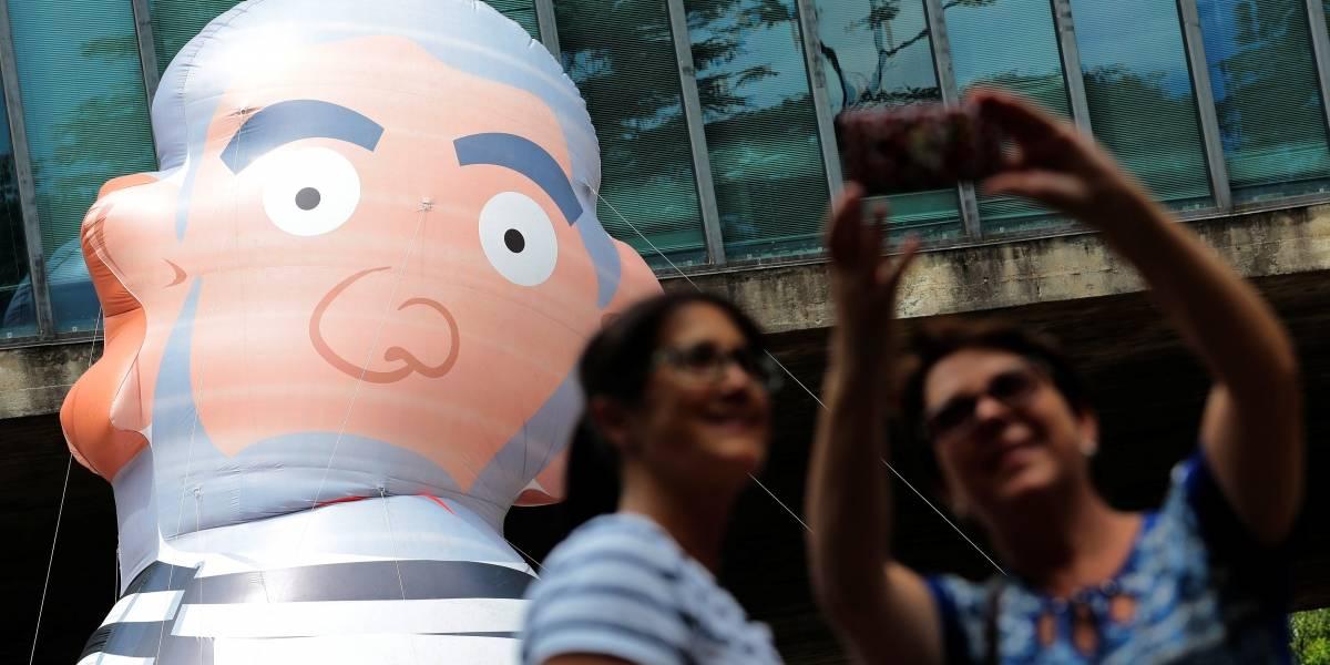 Manifestantes pró e contra Lula fazem atos pelo país; veja fotos