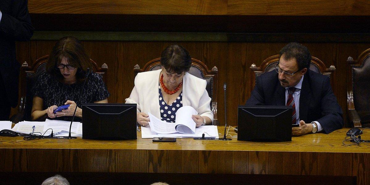"""""""Jornada histórica"""": Cámara también aprobó proyecto que fortalece las universidades estatales"""