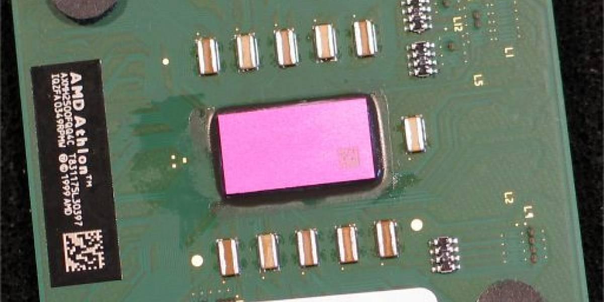 Athlon XP-M… la crème de la crème.