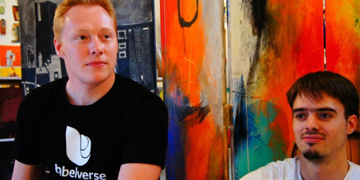 Babelverse: Emprendimiento basado en Chile que competirá en Le Web