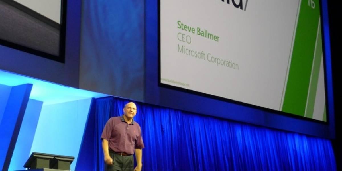 """Steve Ballmer dice que se inicia """"una nueva era"""" para Microsoft"""