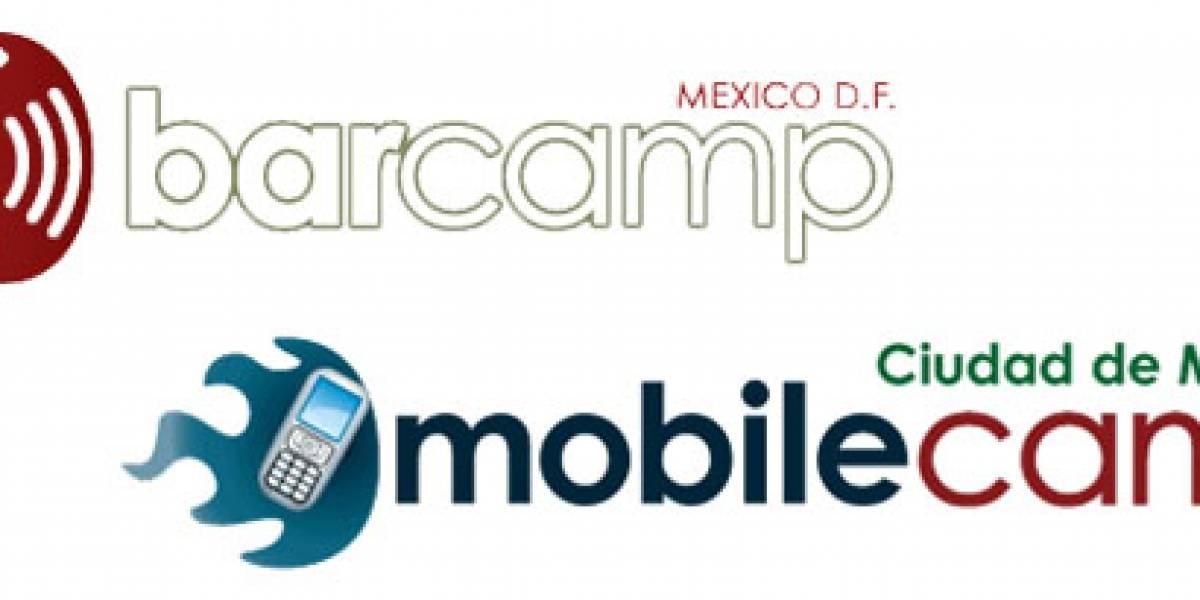 Barcamp y MobileCamp en México