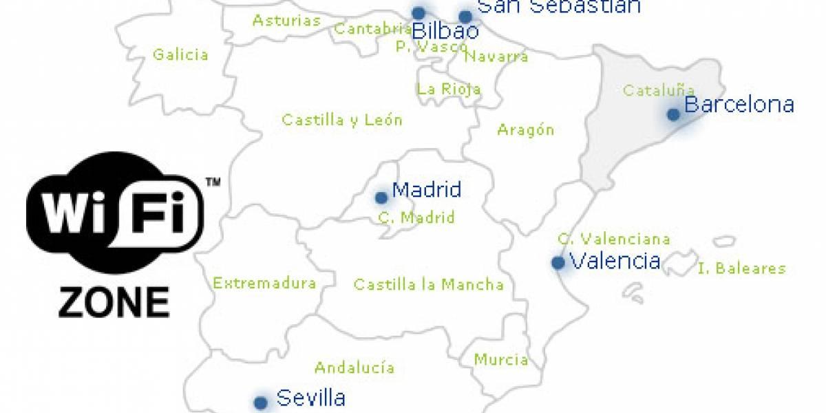 Se autoriza Wi-Fi ciudadano gratuito durante un año en Barcelona