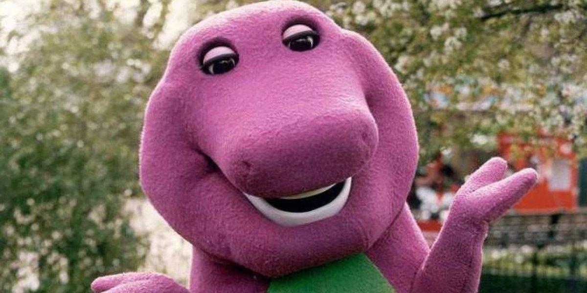 Homem que interpretou Barney trabalha agora com sexo tântrico
