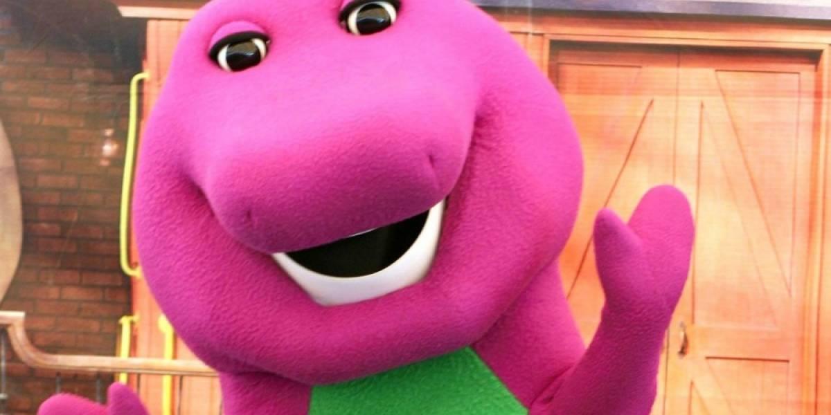 Dejó de ser Barney y se convirtió en gurú del sexo