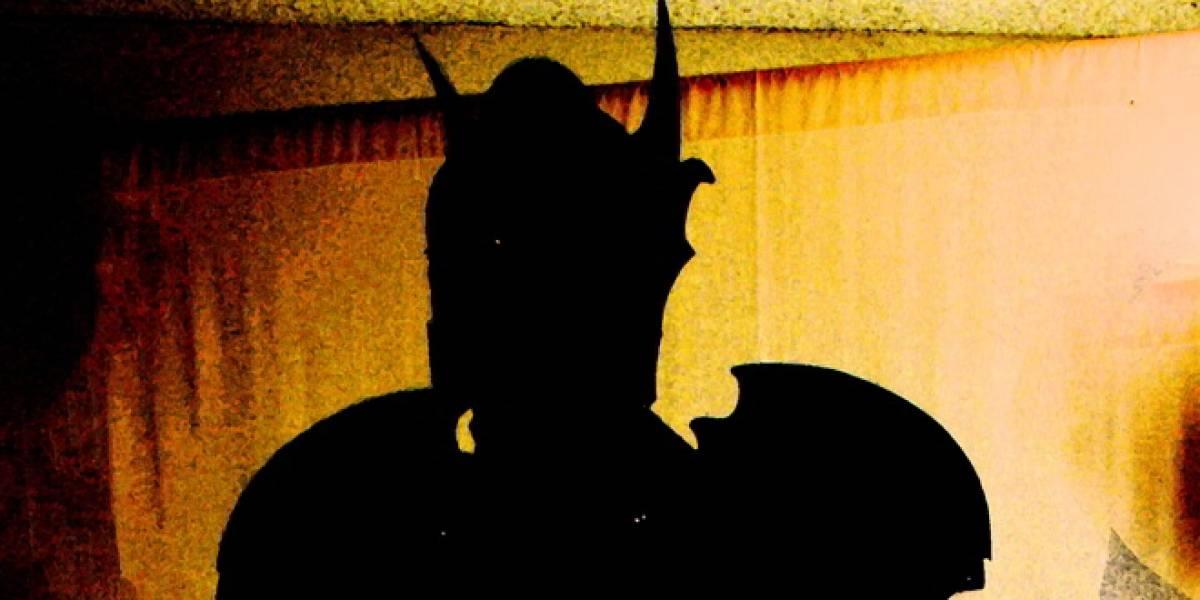 "Crean una armadura digna del ""Caballero de la Noche"""