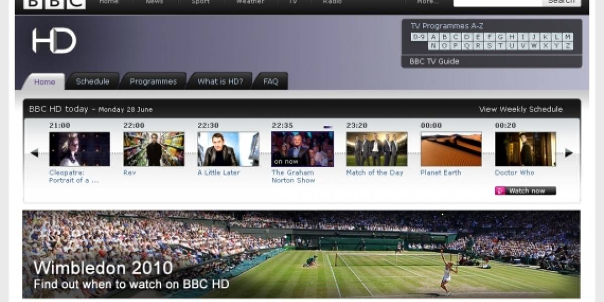 Project Canvas: La BBC también quiere transmitir TV por Internet