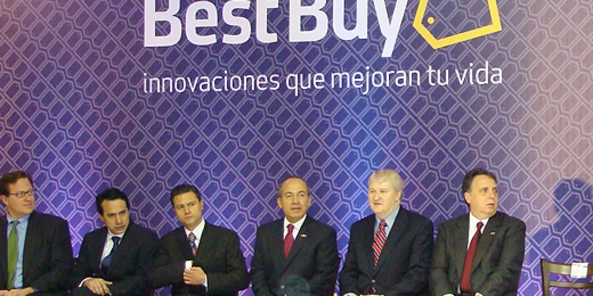 Best Buy abre su primera tienda en México
