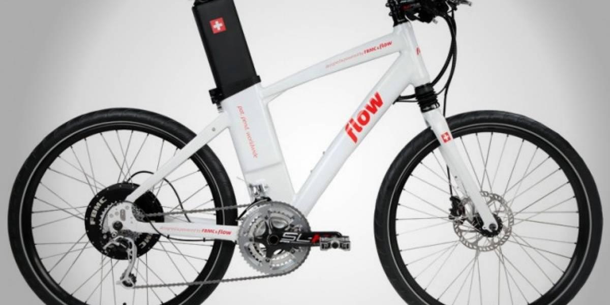Flow e-bike: La bicicleta eléctrica que podría llegar a nuestras manos