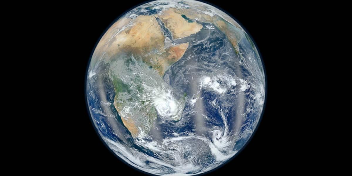 A petición popular, la NASA publica otra imagen de asombrosa resolución de la Tierra