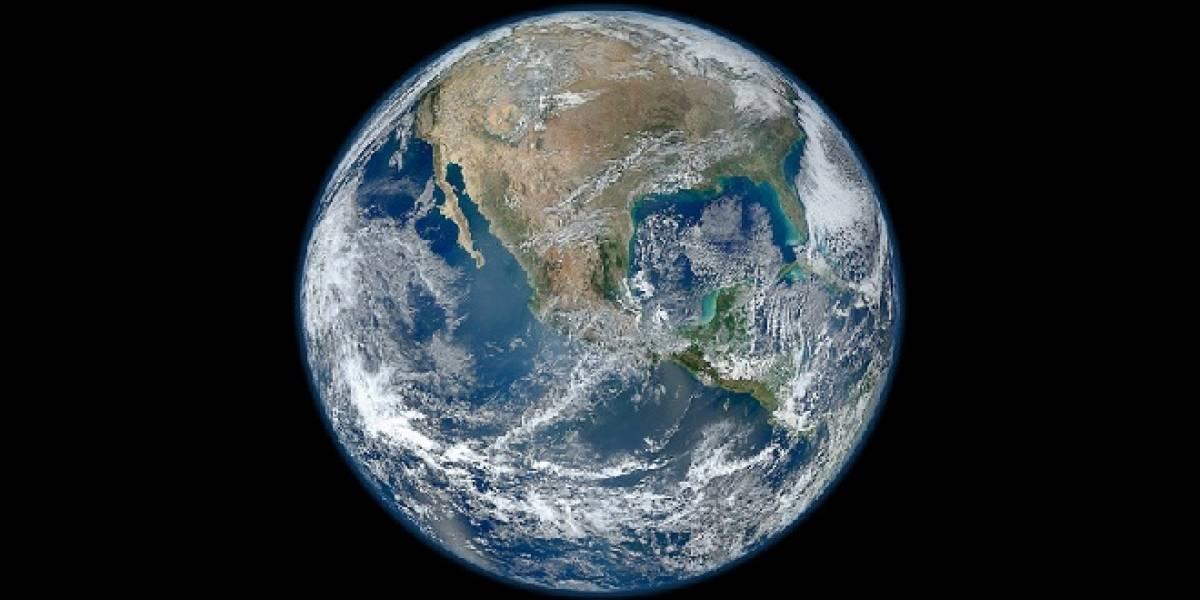Esta es la (nueva y asombrosa) imagen de mayor resolución de la Tierra