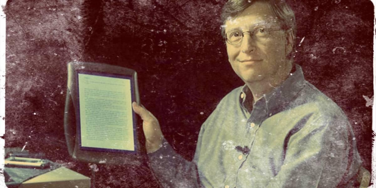 Tabletas con Windows 8 y procesador Intel: ¿Se cumplió el sueño de Bill Gates?