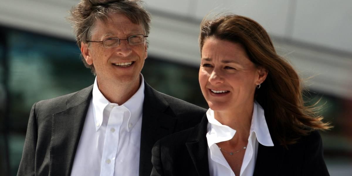 Melinda Gates prohíbe cualquier cosa de Apple en su casa