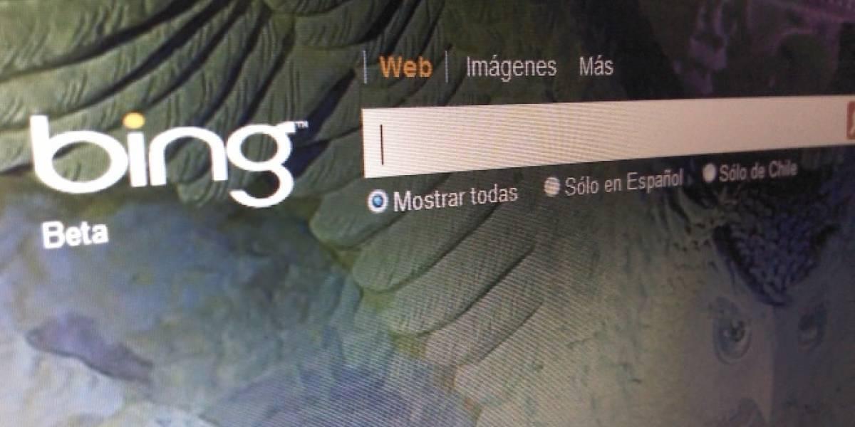 Bing supera a Yahoo! y es el segundo buscador más usado en Estados Unidos