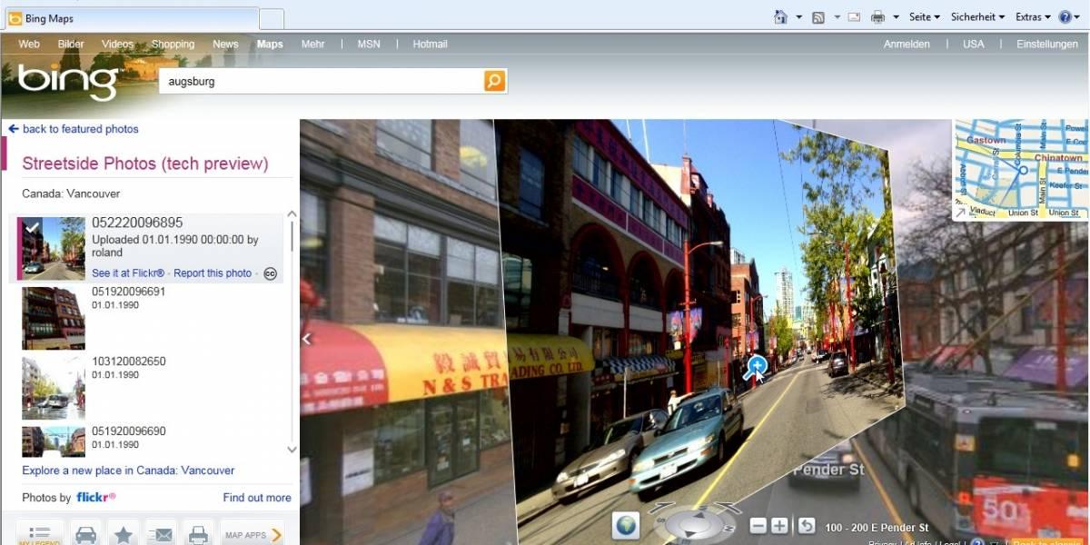 España: Barcelona inaugura las imágenes para StreetSide