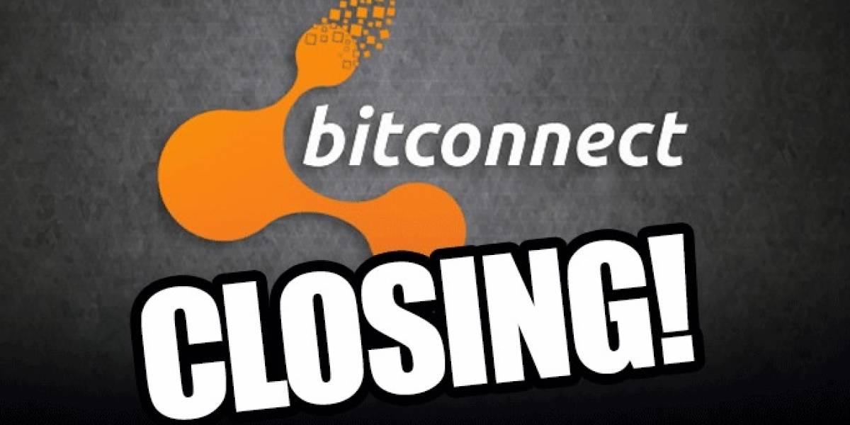 BitConnect cierra casa de cambios y sistema de préstamos en medio de polémica por fraude