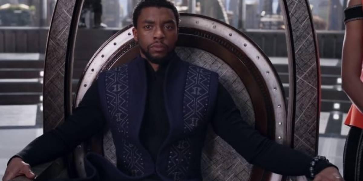 Poder absoluto y Kendrick Lamar en el nuevo avance de Black Panther