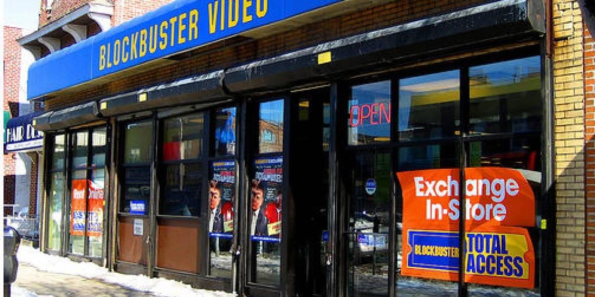 Compañía de televisión satelital Dish compró BlockBuster en EE.UU.