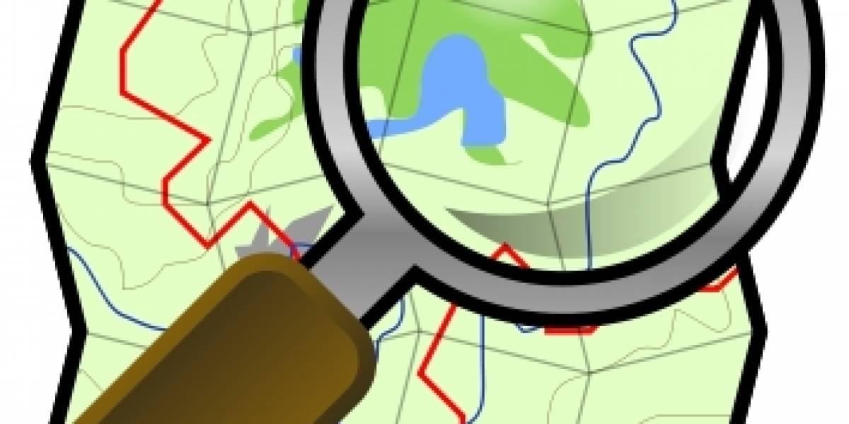 Chile: Compra un GPS barato y ayuda a OpenStreetMap