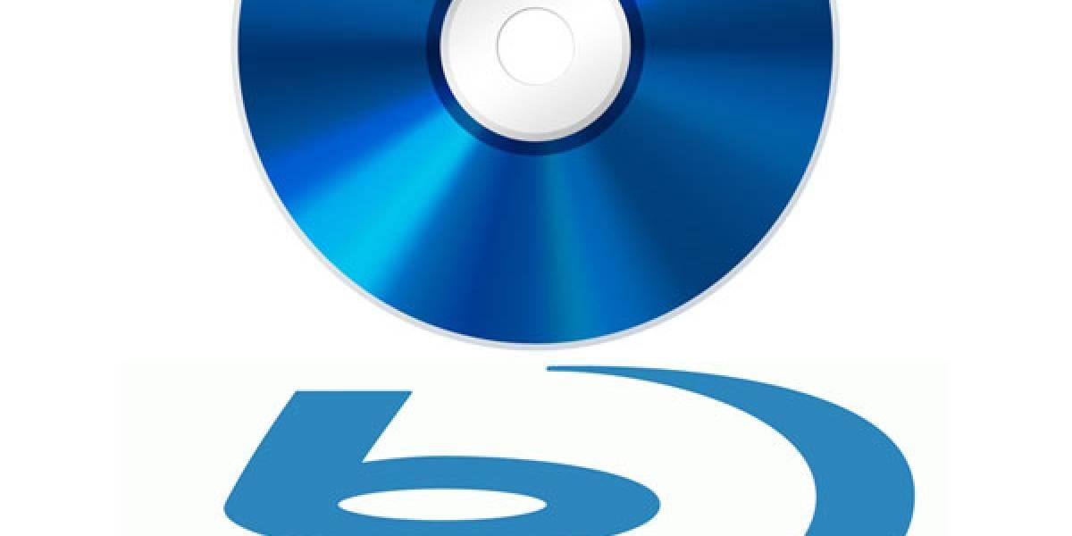BDXL: Anuncian las especificaciones de discos Blu-ray de 100GB y 128GB