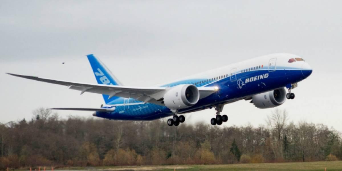 El incendio del 787 Dreamliner en Londres fue por causa de otras baterías