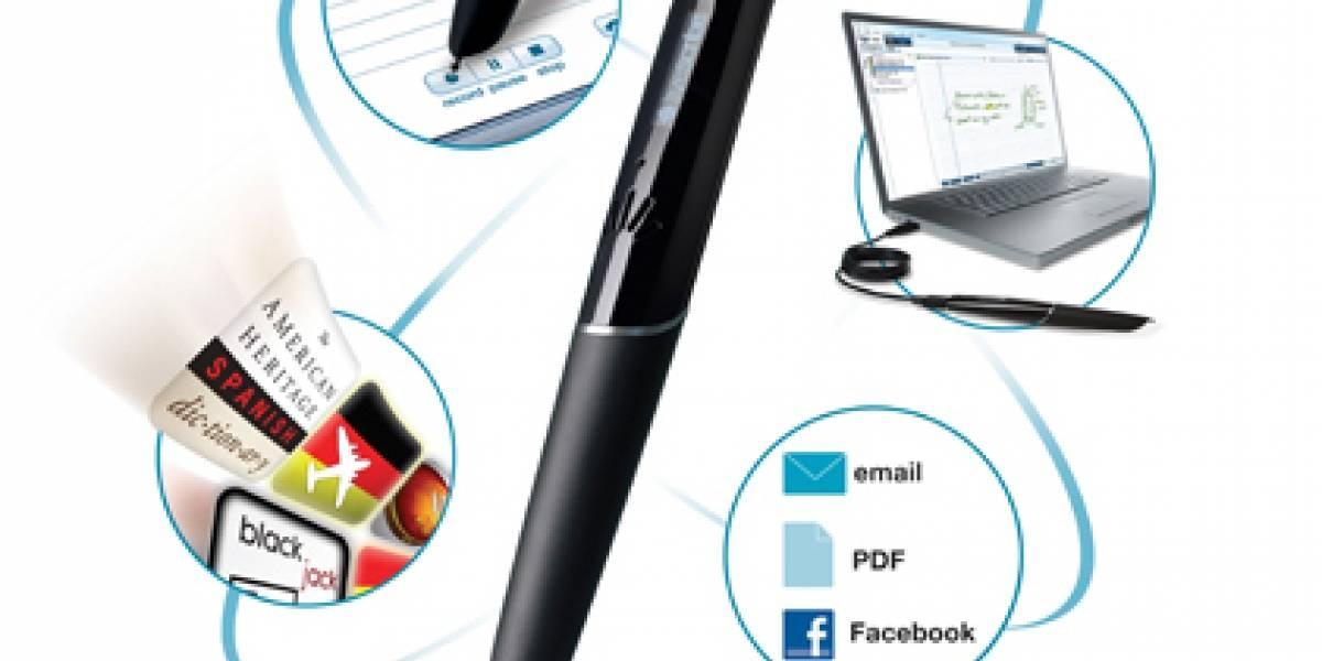 Los bolígrafos inteligentes aterrizan en España