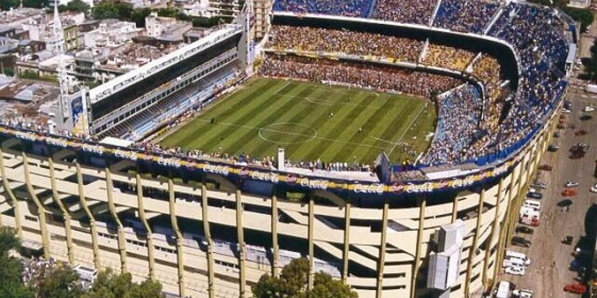 Argentina: El club Boca Juniors tendrá fibra óptica y Wi-Fi en su estadio
