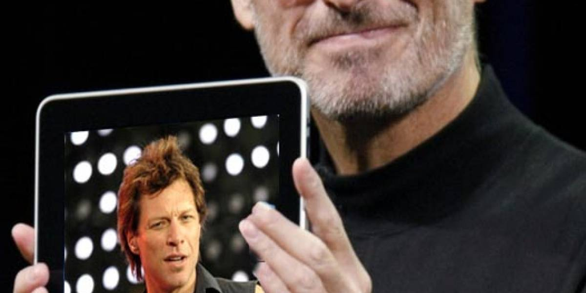 Bon Jovi culpa a Steve Jobs de la muerte del negocio de la música
