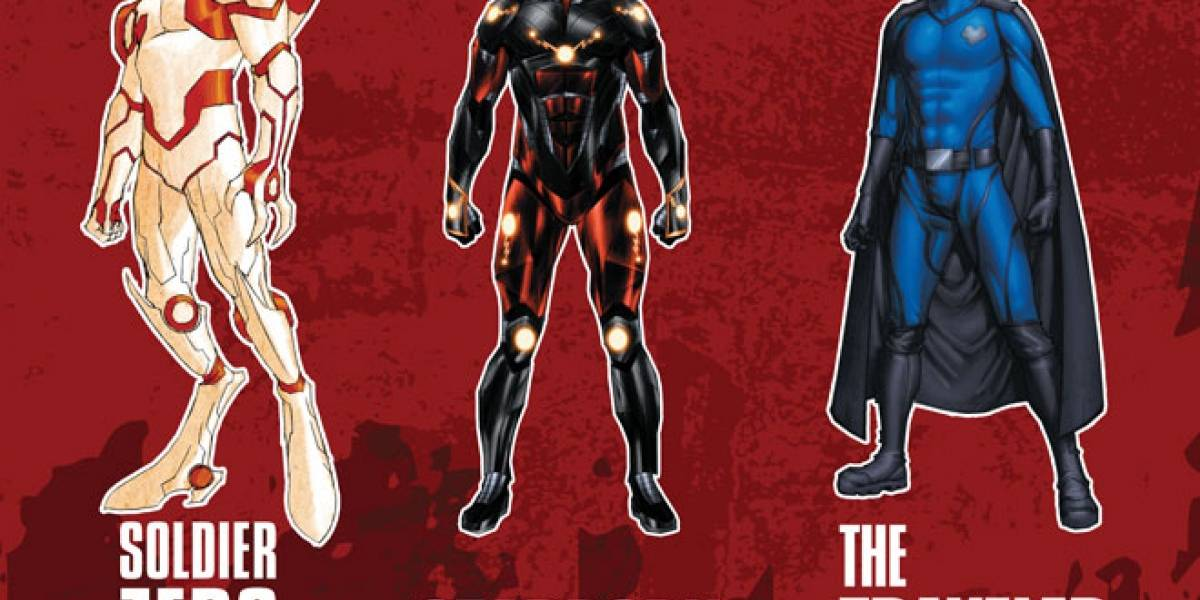 Comic-Con 2010: Stan Lee presenta tres nuevos superhéroes