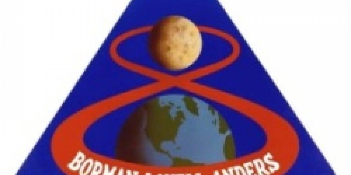Se cumplen 40 años de la misión Apolo 8
