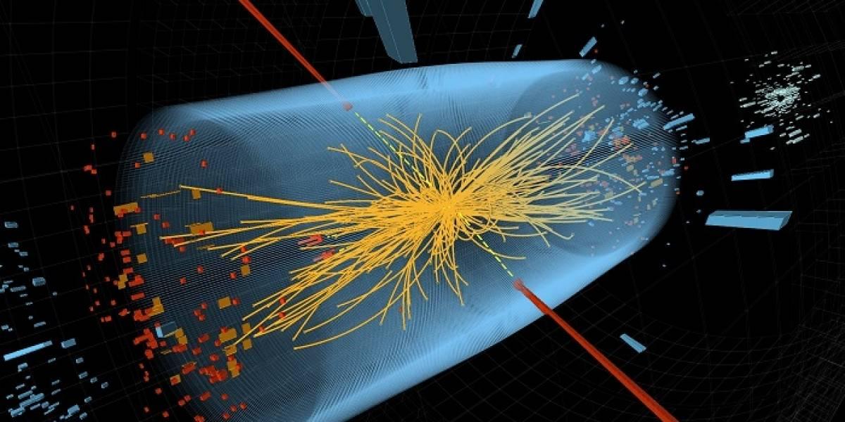El CERN encontró evidencia del bosón de Higgs, pero nada definitivo