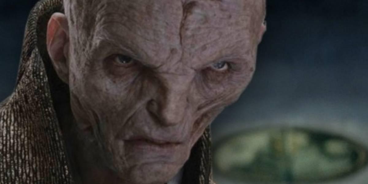 Star Wars: por qué no contaron la historia de Snoke en The Last Jedi