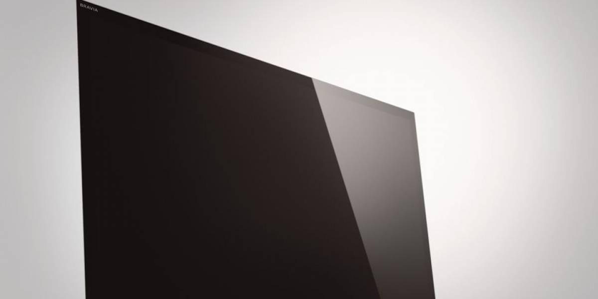 Sony Bravia NX811: Otra pantalla más con 3D