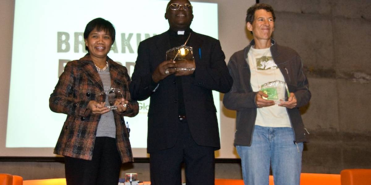 Premio 'Breaking Borders' a la libertad de expresión se entregó hoy en Chile