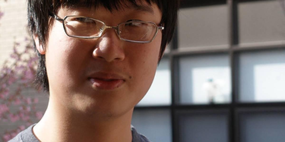 iPad y novio, premio de una subasta en China