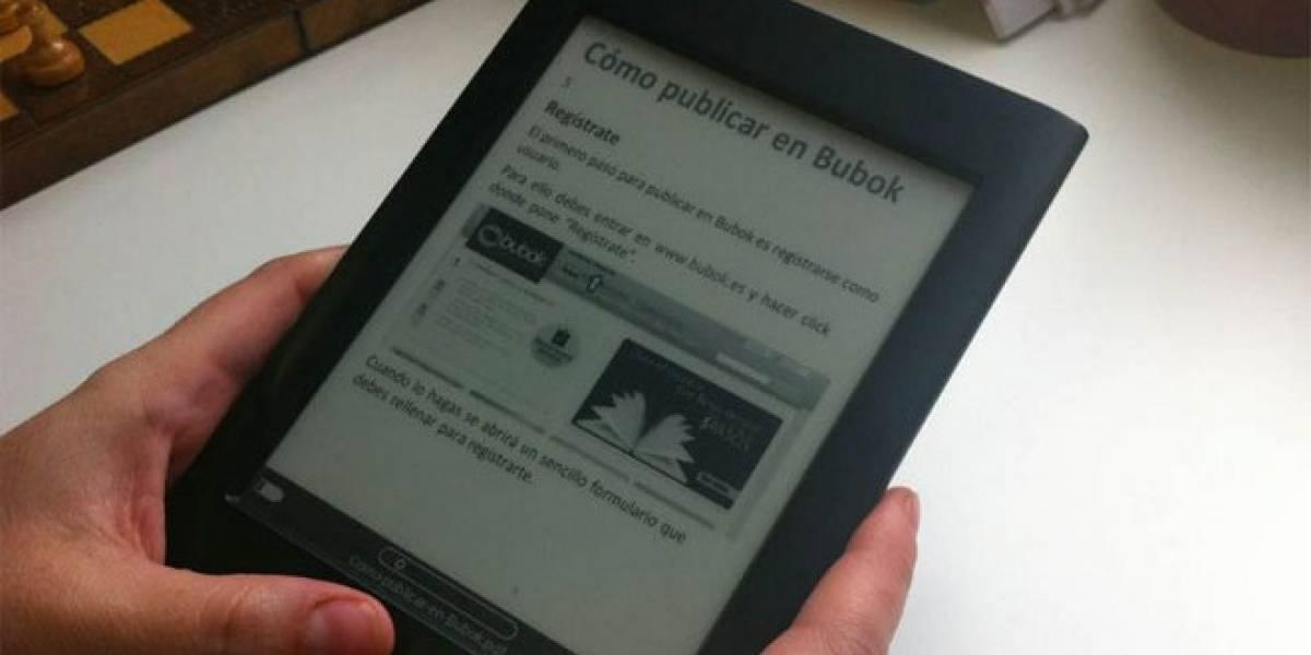 La española Bubok lanza un editor gratuito de libros electrónicos