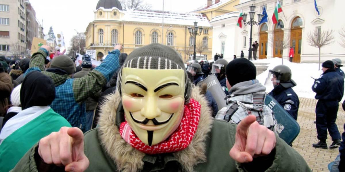 Apoyo al ACTA comienza a derrumbarse en Europa