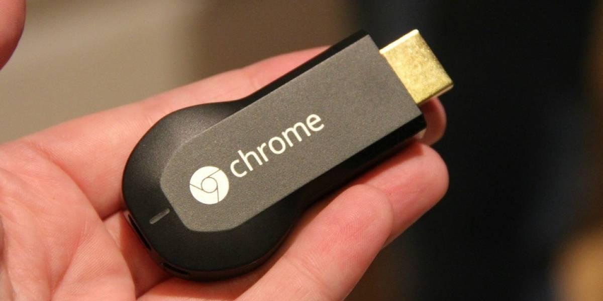 Los secretos de software detrás del Chromecast