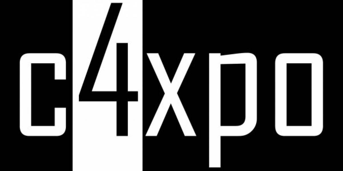 México: C4XPO (Evento de tecnología + LAN Party) con la presencia de Kevin Mitnick
