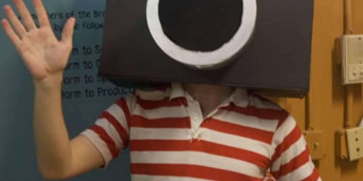 Un profesor de fotografía se implantará una cámara en la cabeza