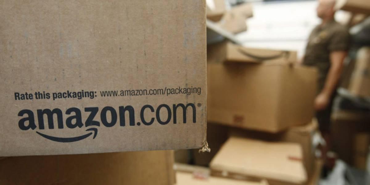 Ingresos de Amazon se desplomaron en un 58% durante el cuarto trimestre del 2011