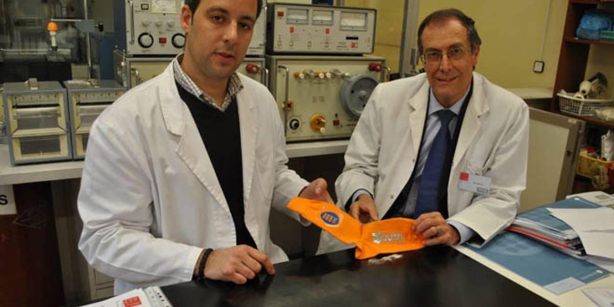 Crean tejido antibacteriano para fabricar calcetines que repelen el mal olor