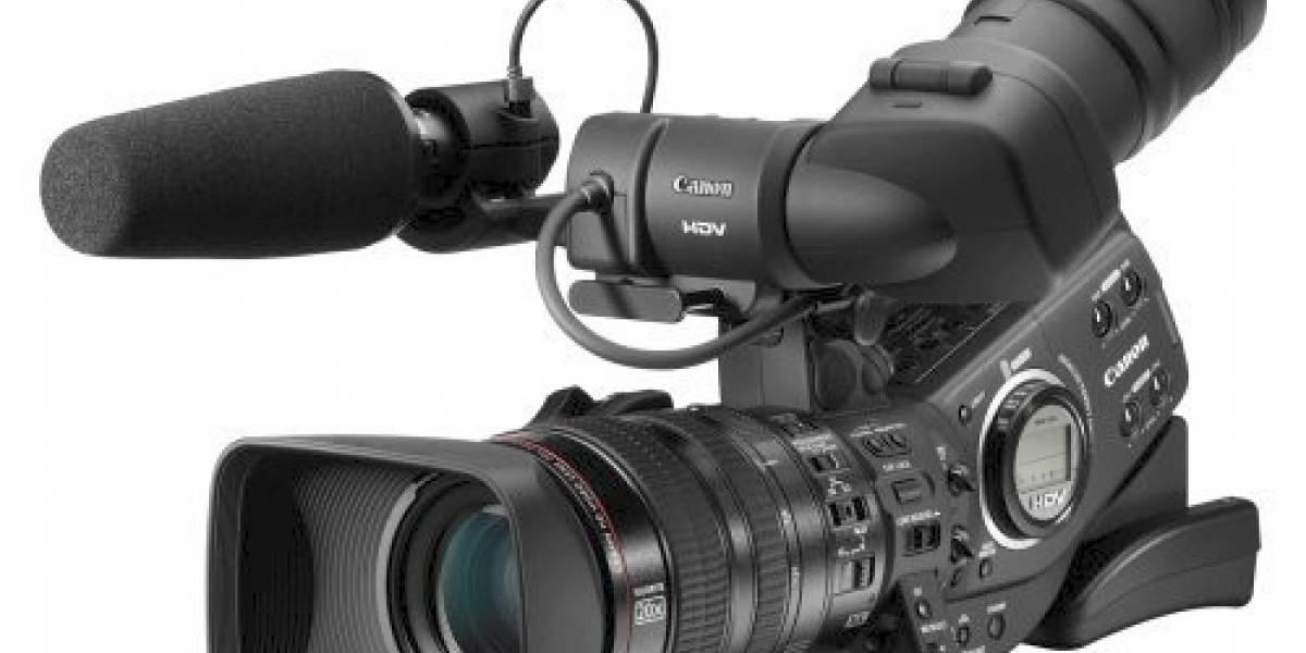 Futurología: Canon tendrá una cámara de vídeo profesional con sensor APS-C