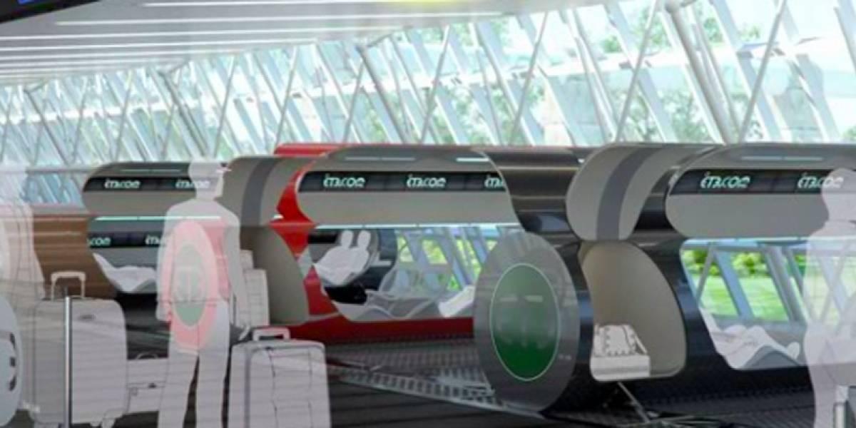 ET3: el sistema de transporte que te llevará de New York a Beijing en 2 horas