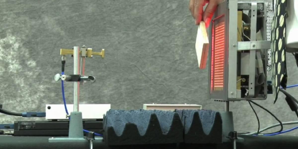 Crean cámara que usa tecnología similar a los scanners de aeropuertos