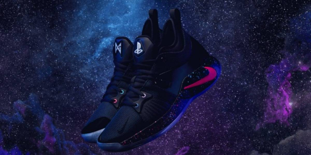 Nike presenta su zapatillas inspiradas en PlayStation