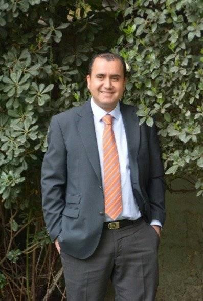 Cristian Norambuena, abogado